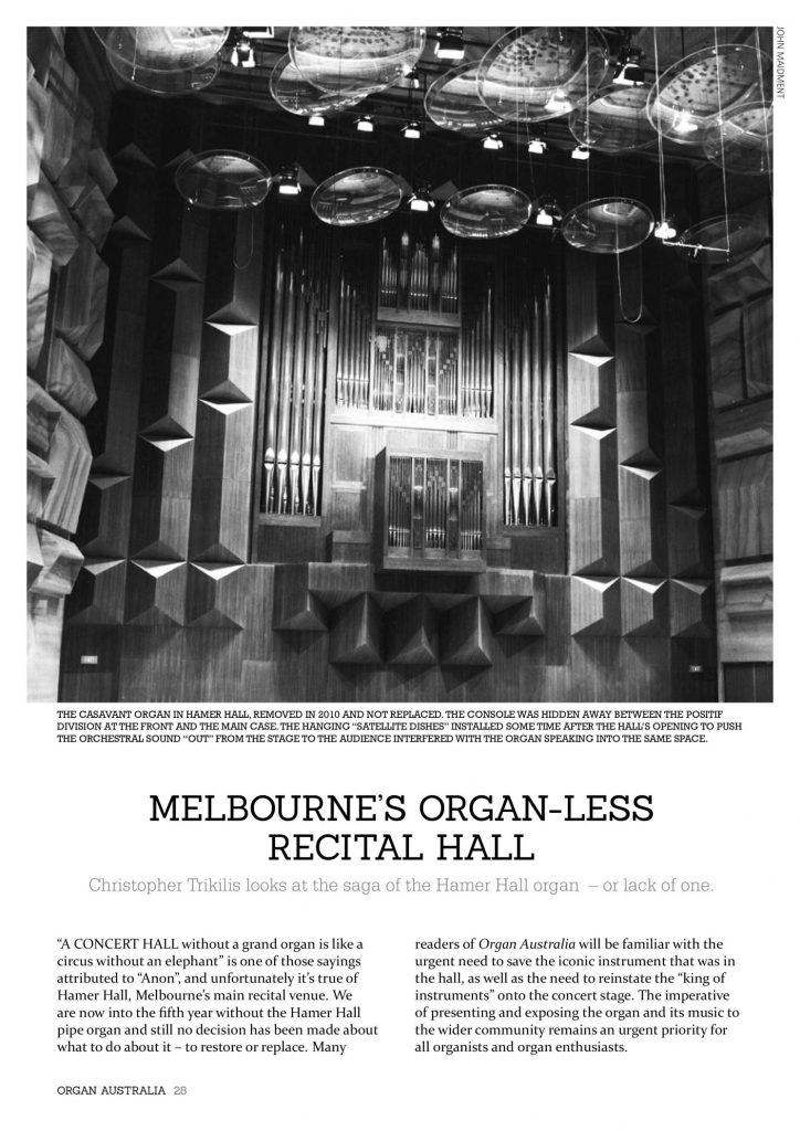 ORGAN AUSTRALIA AUTUMN 2015_page_30