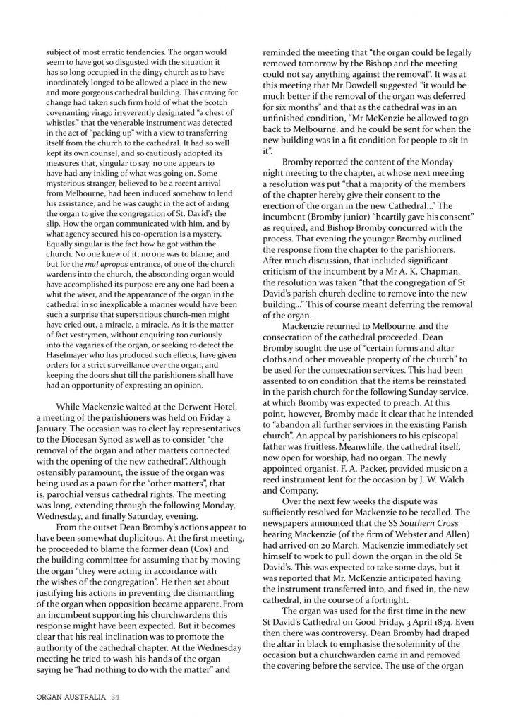 ORGAN AUSTRALIA AUTUMN 2015_page_36