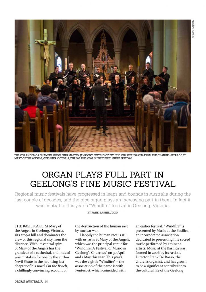 ORGAN AUSTRALIA EDITION TWO 2016 _page_12