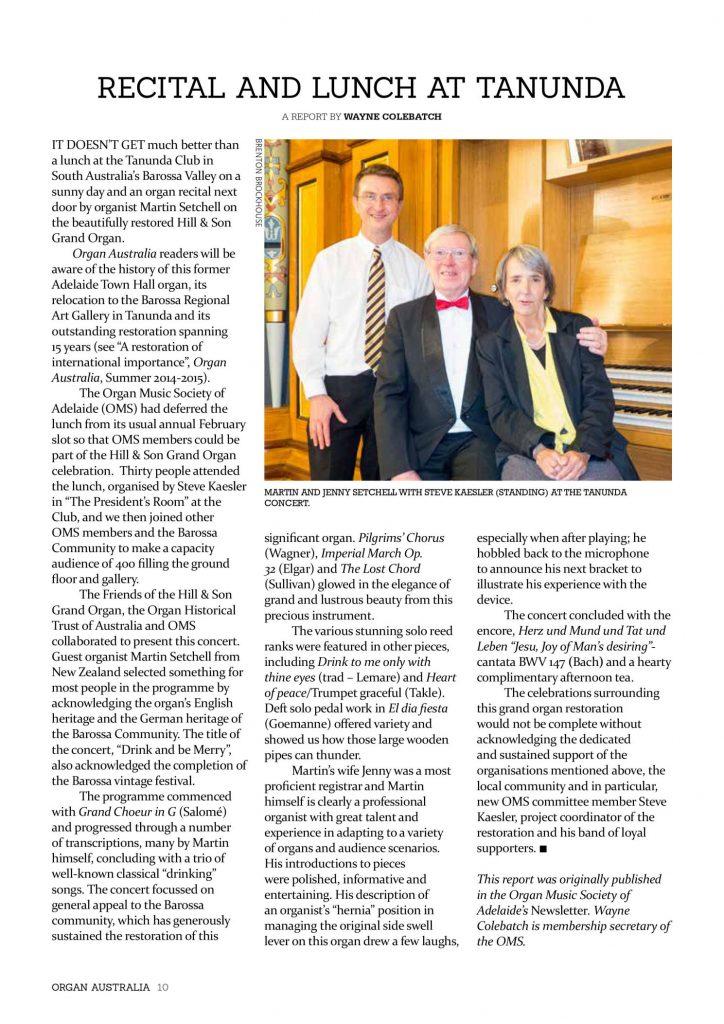 ORGAN AUSTRALIA SPRING & SUMMER 2015-2016_page_12