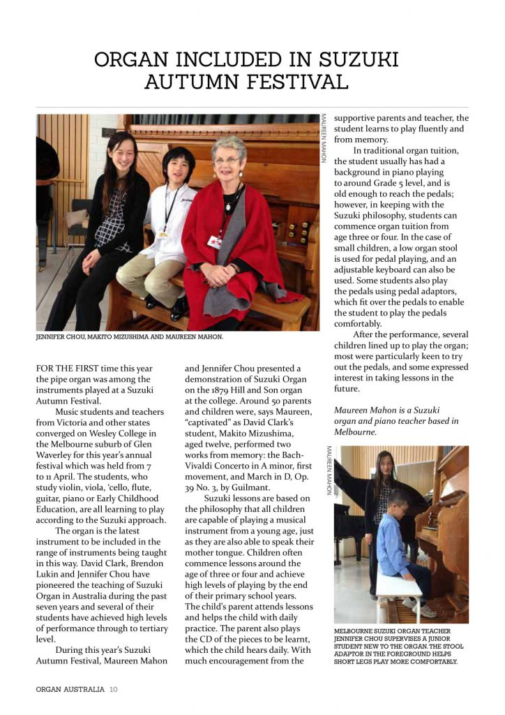 ORGAN AUSTRALIA WINTER 2015_page_12