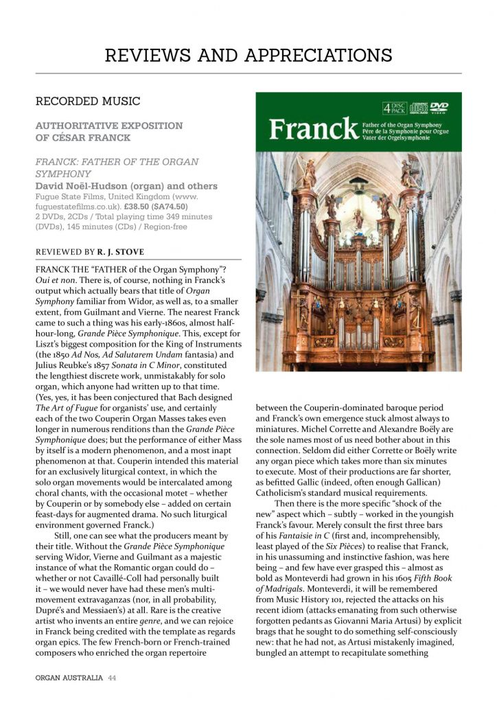 ORGAN AUSTRALIA WINTER 2015_page_46