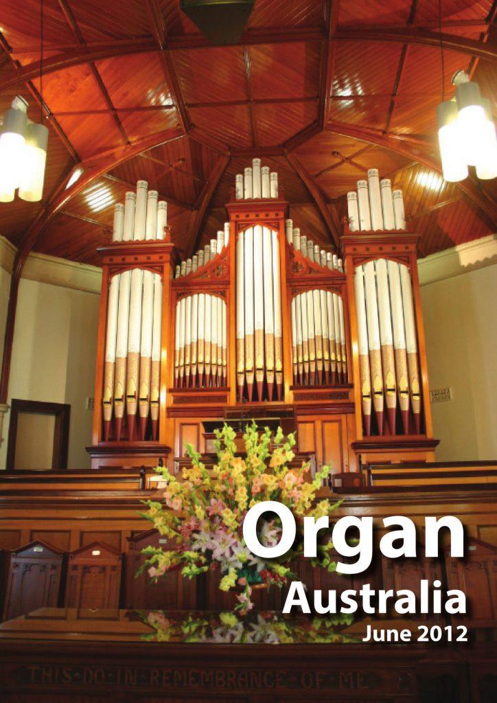 Organ_Australia_2012JuneCover_page_01