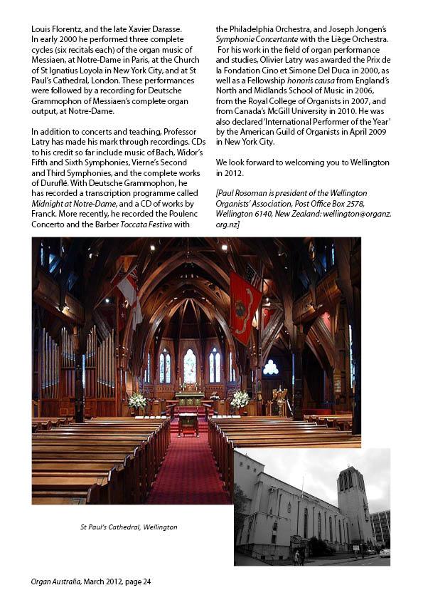 Organ_Australia_2012March24