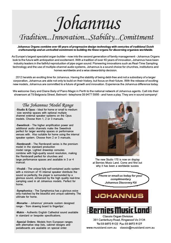 Organ_Australia_2012MarchCover2